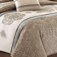 Damask Bedding Better Homes And Gardens Medallion 7 Piece Comforter Bedding Set