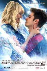 amazing spider man 2 rise electro poster flickr