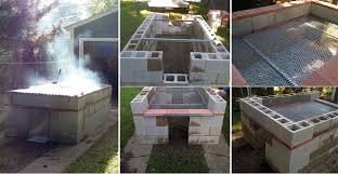 How to Build a BBQ Pit