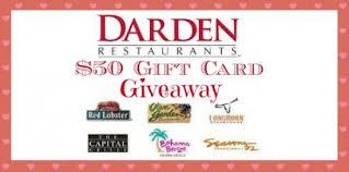 darden restaurants gift cards darden restaurants gift card giveaway east 9th