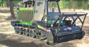 land clearing equipment tree mulchers excavators gyro trac land