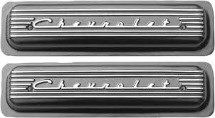 lt1 corvette valve covers chevrolet impala parts engine valve cover components valve