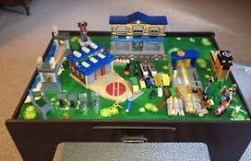 imaginarium train table 100 pieces imaginarium train table ebay
