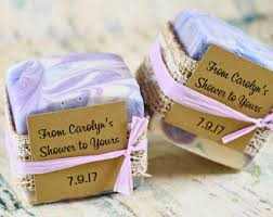 soap favors bridal shower soap etsy