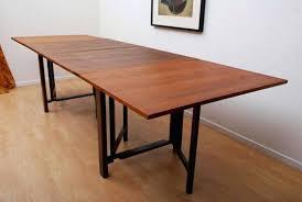 expanding circular dining table expanding dining table bothrametals com