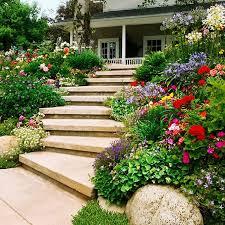 Landscaping Ideas For A Sloped Backyard 55 Best Sloping Backyard Ideas Images On Pinterest Gardening