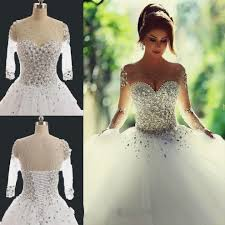 princess wedding dresses with bling unique bling wedding dresses ebay princess wedding dresses with