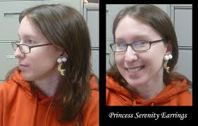 serenity earrings princess serenity earrings by sarahsplushnstuff on deviantart