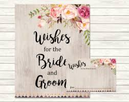 wedding wishes for the and groom wedding wishes etsy