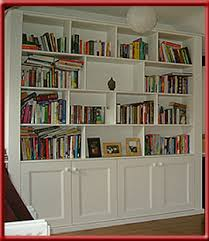 Large Bookcases Top Drawer Furniture Bespoke Fitted Furniture