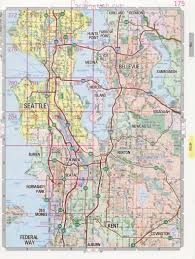 State Of Washington Map by Streets Of Seattle Wa Map Diagrams Get Free Images About World Maps