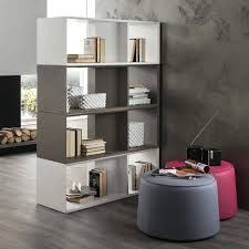 bookcase wood room divider bookcase for living room wooden room