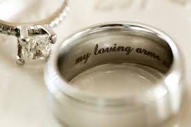 wedding band inscription jewelry photos diamond engagement ring groom s engraved band