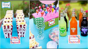 Birthday Decorations To Make At Home by Teenage Birthday Party Themes Decorations At Home Ideas Youtube