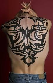 tattoos spot indian tribal