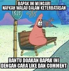 Meme Spongebob Indonesia - koleksi meme spongebob indonesia home facebook