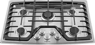 Gas Cooktops Canada Electrolux 30 Inch Built In Gas Cooktop With Five Sealed Burners