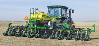 John Deere Planters by Fully Mounted Ccs