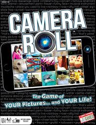 amazon com camera roll the game of your pictures and your life