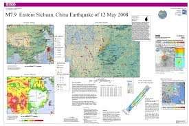 Utc Map M 7 9 Eastern Sichuan China