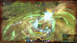 guild wars 2 spot de farm marais de lumilule vidéo dailymotion