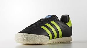 black samba adidas samba spezial black lime the sole supplier