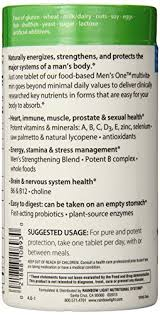rainbow light men s one multivitamin review rainbow light men s one multivitamin 150 count the nutritional