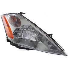 nissan murano headlight bulb headlight for 2003 2007 nissan murano passenger side w bulb
