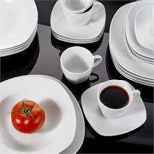 elisa 60pcs porcelain crockery ceramic dinner service sets