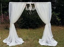 wedding backdrop rentals nj chandelier rental for wedding eimat co