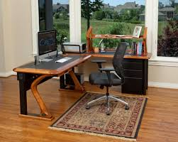Building A Wooden Desk by Building A Standing Cherry Wood Desk Caretta Workspace