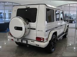 mercedes jeep matte white benzblogger g class