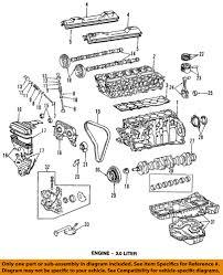 lexus gs300 wagon lexus toyota oem 98 05 gs300 valve cover gasket 1121346030 ebay