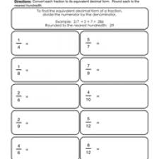 free worksheets worksheet fraction free math worksheets for