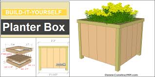 planter box plans brick best way to do gardening with planter