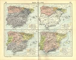 Map Of Spain And France by Nationmaster Maps Of Spain 36 In Total