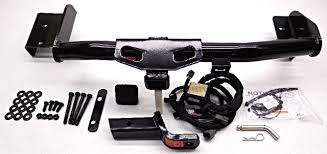 new oem 2013 2016 hyundai santa fe sport trailer hitch kit short