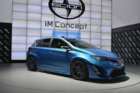toyota scion toyota na ceo wants scion to become brand of small premium cars