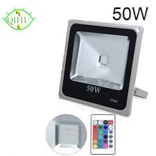 Remote Outdoor Light by Online Get Cheap Remote Control Flood Light Aliexpress Com