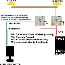 diy headlight relay project tampa bay amc