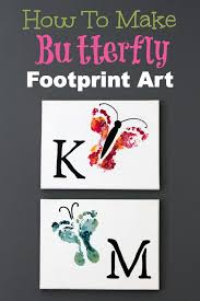 baby footprint ideas baby footprint kit and other footprint ideas baby keepsakes