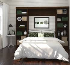 Murphy Bed Guest Room Murphy Bed Kit Full Size Wall Storage Unit Bookcase Display