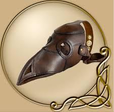 leather plague doctor mask larp plague doctor mask thevikingstore co uk