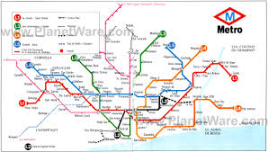 Madrid Subway Map Istanbul Maps Top Tourist Attractions Free Printable City Colour