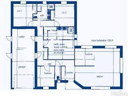 plan de maison plain pied 3 chambres gratuit plans maison plain pied gratuit plan maison moderne plain pied