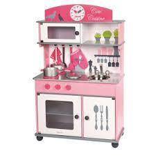jeux de cuisine pour maman magnifique cuisine en bois avec accessoires pour développer le jeu