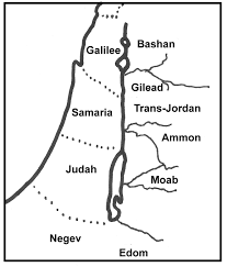 Map Of Israel In Jesus Time Maps New Testament Bible Maps By Generation Word