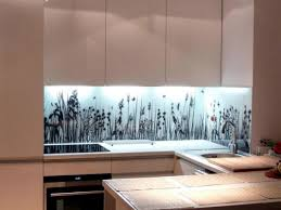Glass Design For Kitchen 20 Design Ideas For Kitchen Glass Back Wall And The Best Types Of