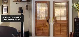blinds shades u0026 shutters for french doors santa barbara screen