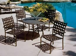 Cast Aluminum Outdoor Furniture Manufacturers Furniture U0026 Rug Cast Aluminum Patio Furniture Brands Tropitone